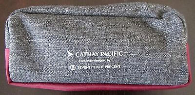 Cathay Pacific Business Class Amenities Bag Pack NEW Unopened Sealed
