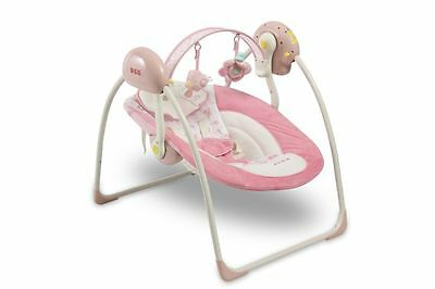 2017 new design baby swing bed, baby automatic cradle swing