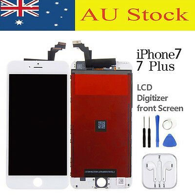Touch Screen Digitizer + Display LCD Screen + Frame Assembly for iPhone 7 7 plus