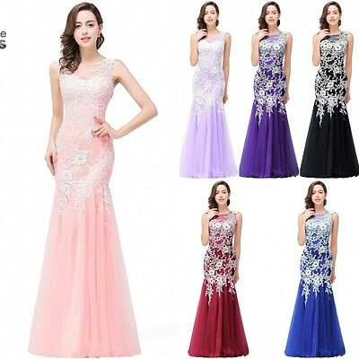 New Long Evening Dress Formal Gown Cocktail Party Dress Prom Bridesmaid ?Dresses
