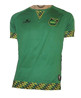 Jamaika Trikot Away 2015/16 Romai The Reggae Boyz