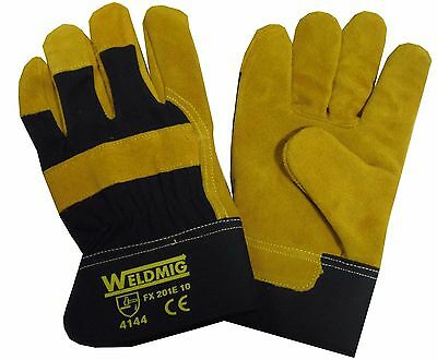 Premium Heavy Duty Rigger Gloves