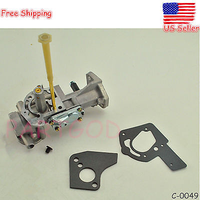 CARBURETOR Carb Replaces for 498298 Briggs & Stratton 5hp 5 hp 4 Cycle Engines A