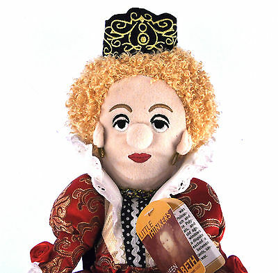 Queen Elizabeth I - Little Thinkers Doll