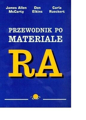 PRZEWODNIK PO MATERIALE RA James A. McCarty Don Elkins Carla Rueckert *T *JBook