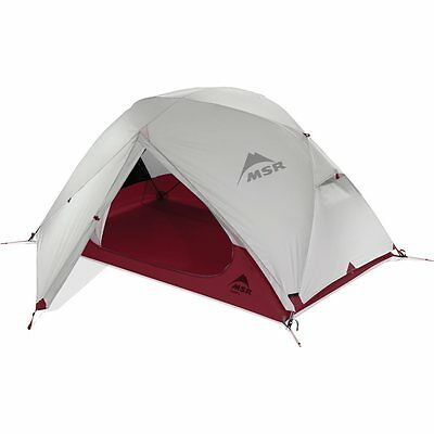 MSR Elixir 3 Tent, Lightweight and Packable, Easy Assemble, Capacity 3