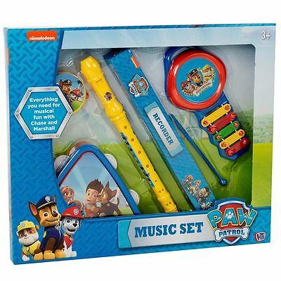 Paw Patrol Kid's Giant Music Mini-Band Set - Creative Learning Musical Sound Toy