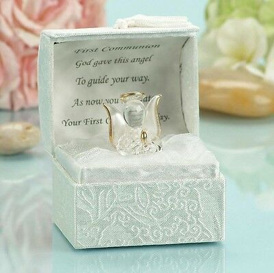 First Communion Gift Guardian Angel Christening Prayer God Gave Blessing Box