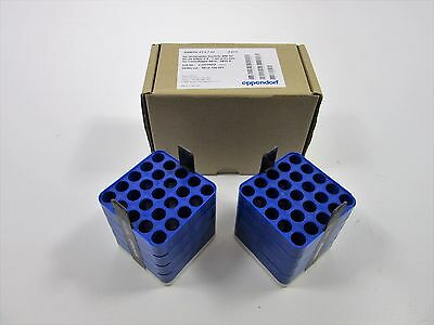 Eppendorf 25 x 7ml Adapters, Cat. # 022638700, set of 2