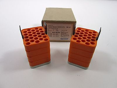 Eppendorf 25 x 5ml Adapters for A-4-62, Cat. # 022638203, set of 2
