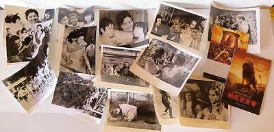 X134 LOT OF 21 CHINESE STILLS '80s-00s from Chronicles of Narnia & other films