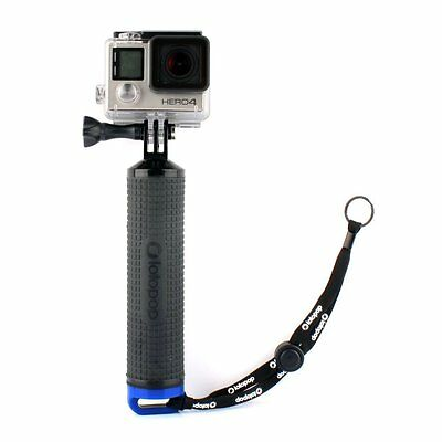 LOTOPOP Waterproof Floating Hand Grip Tripod for Gopro Hero 5 3+ 4 Session 3 -