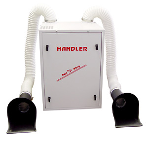Handler 60U Dust Collector