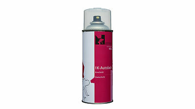 Spray can Ford USA 9A-1619 Wimbledon White Single coat paint (400ml)