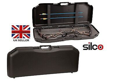 Abs Compound Bow Case With Arrow Holders -4660Sec