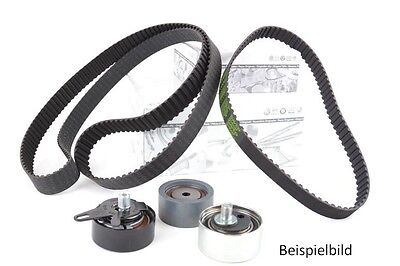 Audi Original A3 1, 6L 2, 0 L Repair kit Timing belt with Tension pulley