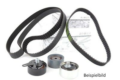 Audi Original A1 1, 6L 2, 0 L Repair kit Timing belt with Tension pulley