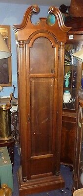 Howard Miller Moonphase Grandfather Clock Case For Spares Or Repair