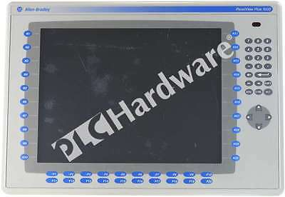 Allen Bradley 2711P-RDB15C /A Color Display Module for PanelView Plus 1500, Read