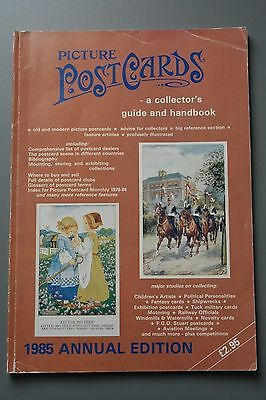R&L Mag: Picture Postcard 1985 Annual, Motoring/Aviation/Childrens etc