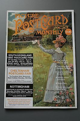 R&L Mag: Picture Postcard Monthly 1997 May Beer/Douglas Tempest/Anchor Line Ship