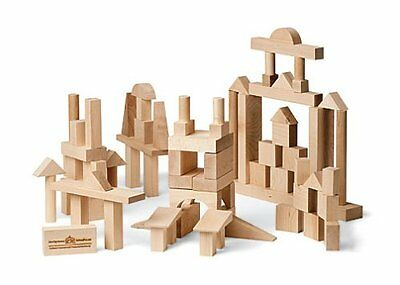 My Best Blocks - Advanced Builder - Made in USA, 78 pieces