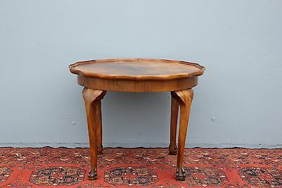 Art Deco , Burr Walnut coffee table.