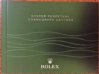 Rolex Daytona Booklet Owners Instruction Manual Book English Choose Date