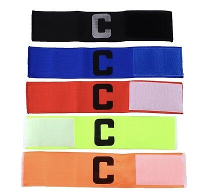 Captains Armband, SOCCER, FOOTBALL, HOCKEY, NETBALL