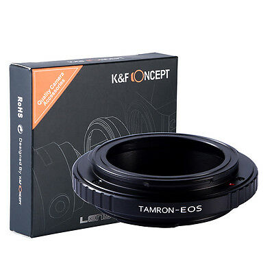 Adapter For Tamron Adaptall 2 II Lens To Canon EOS EF Mount 650D 550D 500D 5D 7D