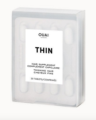 OUAI Thinning Hair Supplement: 30 Day