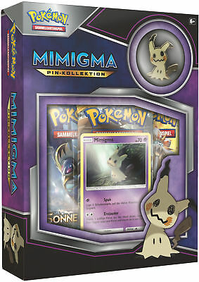 Pokémon - Mimigma Pin-Kollektion - deutsch