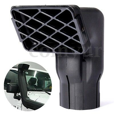3'' Universal Air Intake Ram Head Fit Off Road Replacement Mudding Snorkel Use