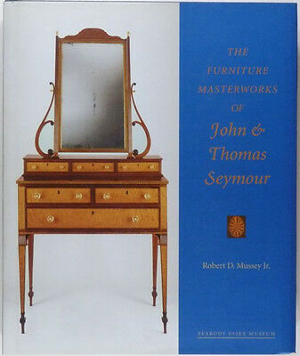 Antique American Federal Furniture of John & Thomas Seymour - Important Catalog