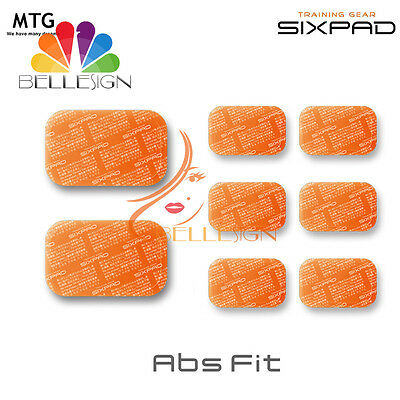 Sixpad Gel Pad Mtg Training Gear Fit Gel Abs Fit Replacement Pad