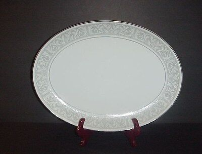 "Imperial China Round Serving Meat Platter 16"" W Dalton Whitney Japan #5671"