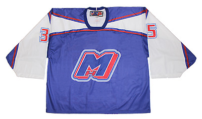 Men's Hockey Jerseys (22 units) - Blue, white & Red