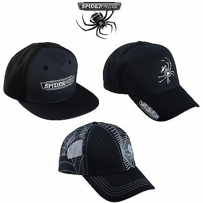 Spiderwire Baseball Hats / Caps**3 models** Flatbill Snapback Trucker Fitted Hat