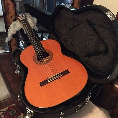 1973 Garcia 1A Classical Guitar with case, Japan