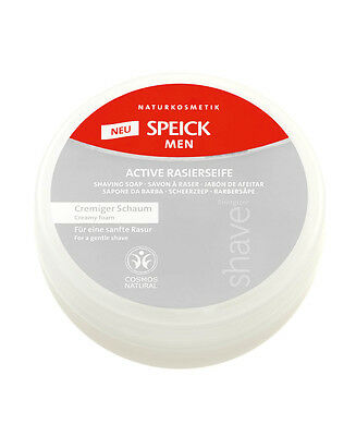 (6,32€/100ml) Speick Men Active Rasierseife 150 g