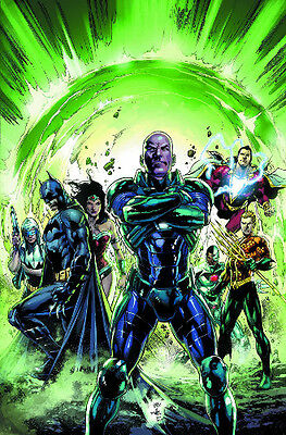 Justice League 30 Forever Evil