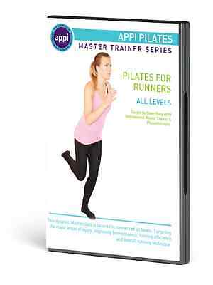 Appi Pilates - Pilates For Runners/ New Dvd From The Pilates Experts