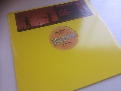 "Sunkids Feat Chance - Rise Up - House Trance 12"" Vinyl Record Dj"