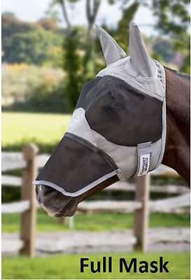 Le Mieux Comfort Shield Fly Mask