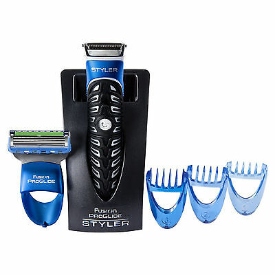Gillette Fusion ProGlide Styler Razor Beard trimmer Edging blade Mens grooming