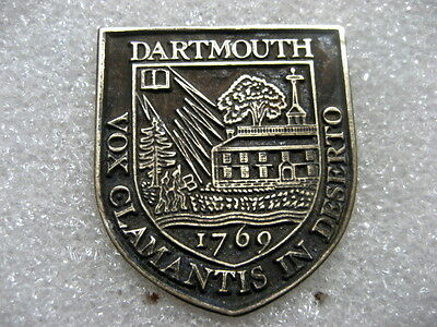 Vintage Badge City of Dartmouth, Mass Coat of Arms