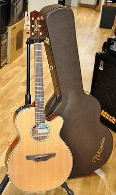 Takamine TSF40C CTP3 Cool Tube Santa Fe TSF 40C with Case - Made in Japan - New!