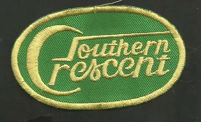 Southern Cresent Railroad Patch 2  X 3 1/4   ""