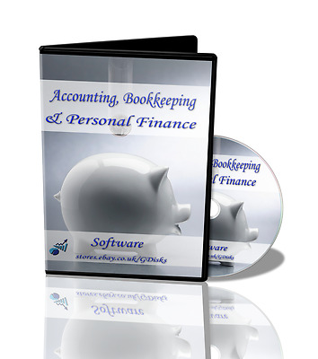 Small Business Accounting Software, Personal Finance & Bookkeeping, VAT, TAX