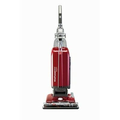 Upright Vacuum Cleaner Bagged Suction Power Self Propelled Corded Crevice Tool